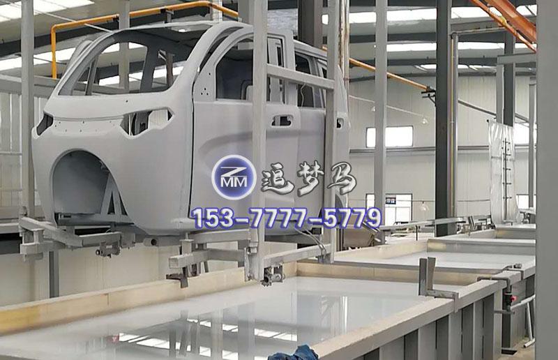 聊城市高唐县电动车千亿国际娱乐平台qy全自动流水线