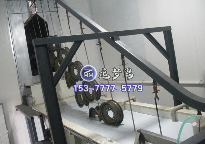 钢圈涂装生产线
