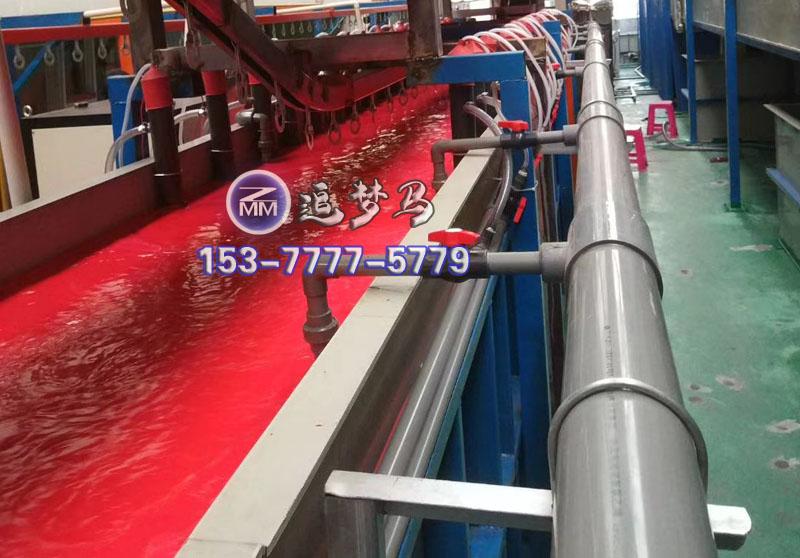 济南市大桥镇消防设备自动千亿国际娱乐平台qy涂装线